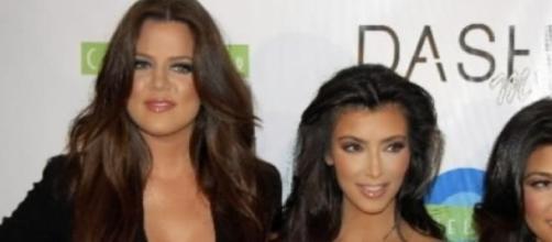 las hermanas kardashian y su vida publica