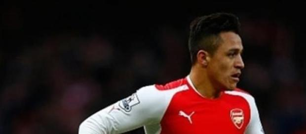 Alexis Sanchez's brace helped see off Stoke