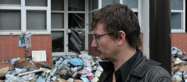 Renald Luzier é cartoonista do Charlie Hebdo.