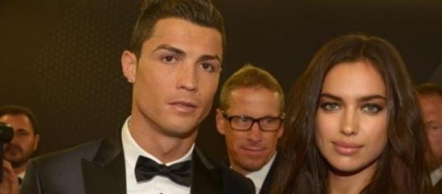 Storia finita tra Cristiano Ronaldo e Irina Shayk?