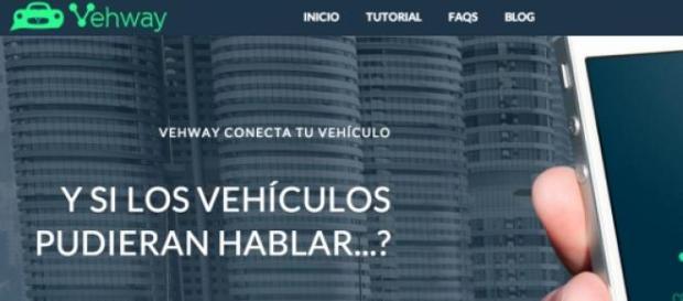 Vehway es el WhatsApp para los coches.