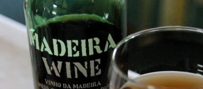 Vinho da Madeira com ano de ouro