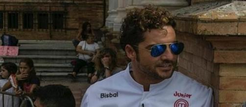 David Bisbal en Masterchef Junior
