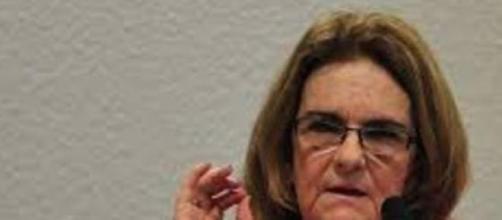 Graça Foster, presidente da Petrobras