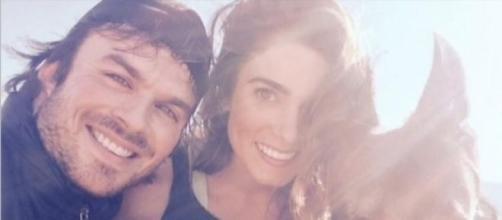 ¿Ian Somerhalder se casa con Nikki Reed?