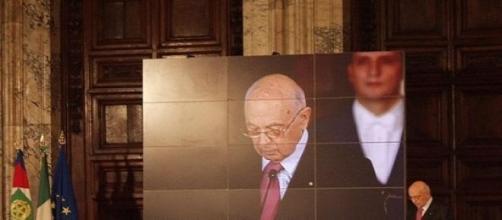 Le dimissioni di Giorgio Napolitano