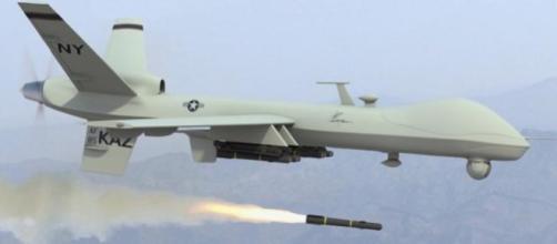Le drone predator est utilisé par les Américains.