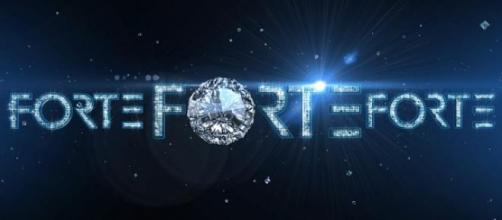 Logo di Forte Forte Forte con diamante