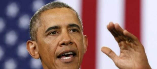 Barack Obama, président des États-Unis