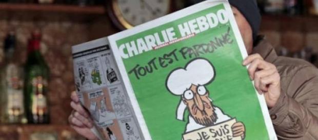 Charlie Hebdo chega esta sexta-feira a Portugal.
