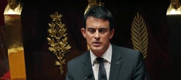 Crédits Patrick Kovarick. - Manuel Valls