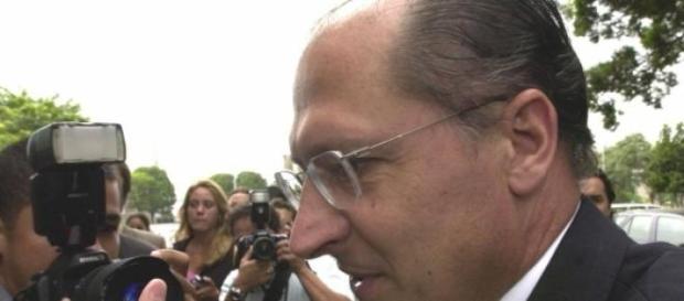 Foto do Geraldo Alckmin em 2006