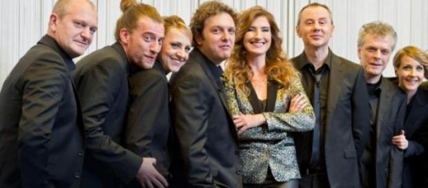 La squadra di xlove, guidata da Nina Palmieri