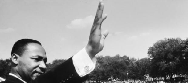 Martin Luther King tinha um sonho