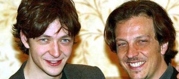 Silvio e Gabriele Muccino nei primi anni 2000