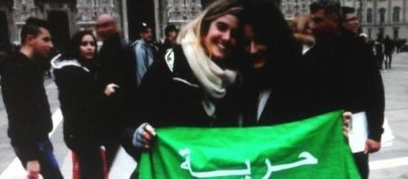 Greta e Vanessa sono tornate in Italia