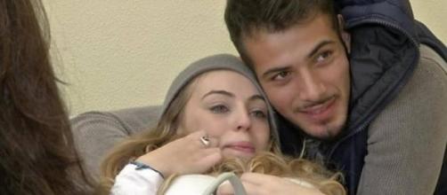Aldo e Alessia aspettano un bambino