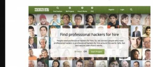 Este é o rosto do polémico Hacker's List