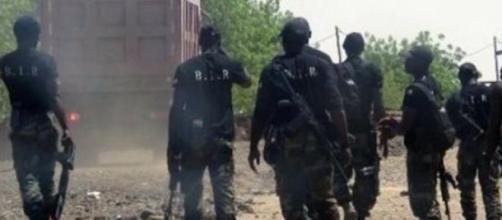 Les forces armées camerounaises aux trousses ...