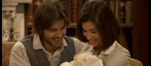 Maria e Gonzalo abbandonano la soap?