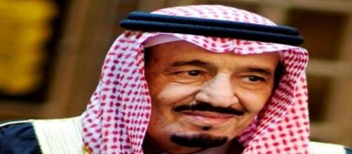 Rey Abdullah de Arabia Saudí, amo absoluto allí.
