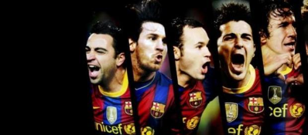Barcelona trece in sferturi fara emoti