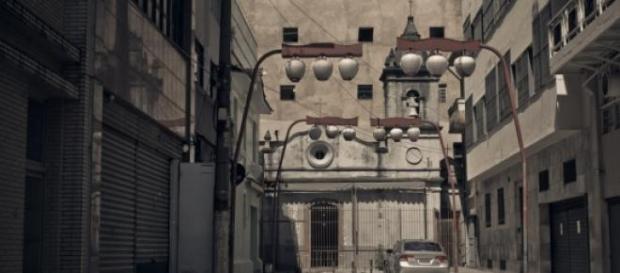 Capela dos Aflitos e a origem do bairro Liberdade
