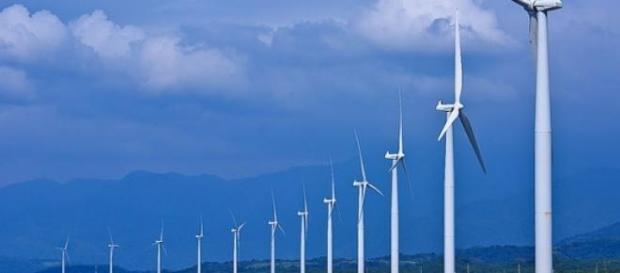 Energetyka wiatrowa to przykład OZE