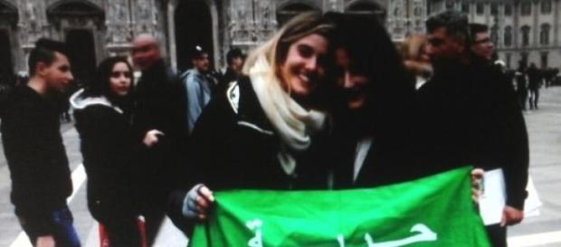 Greta e Vanessa libere dopo 6 mesi di prigionia