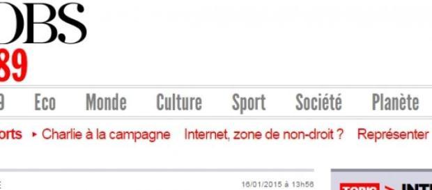 La coupure dans les médias francophones.