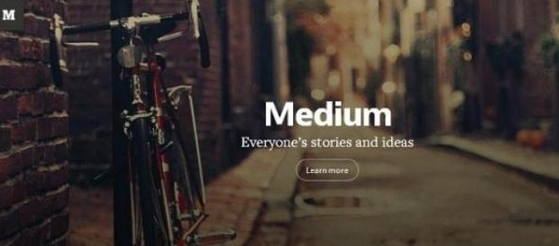 Medium, mezcla de blog y redes sociales.