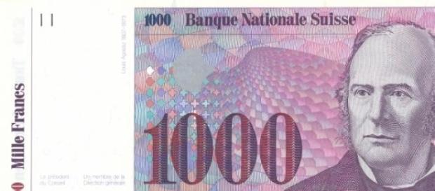 Suíça inicia surpreendente caos financeiro.