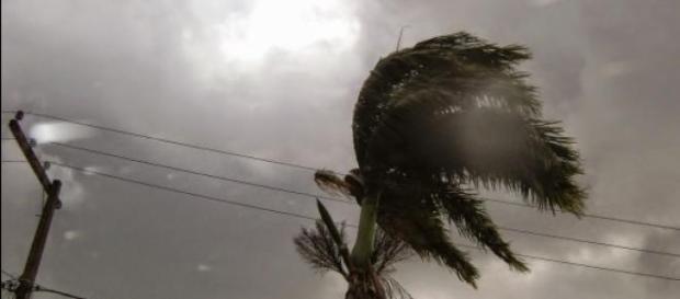 Ventos fortes acima de 118 km/h são tornados