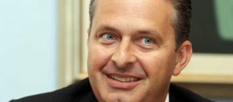 Ex-candidato a presidência Eduardo Campos