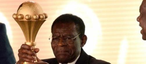 Obiang é o anfitrião da CAN 2015