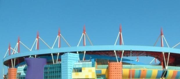 Estádio Municipal de Aveiro.