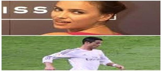 Irina y Cristiano parecen poner fin a su relación