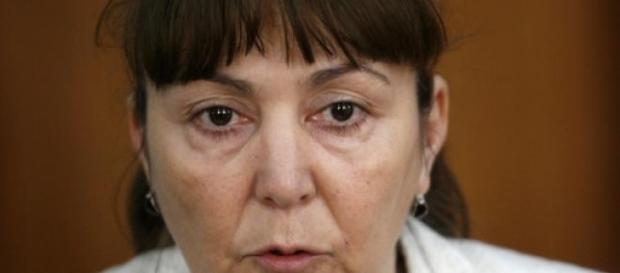 Monica Macovei ,politician roman