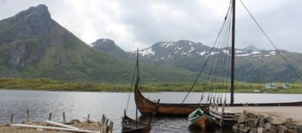 """O navio viking """"Lofotr"""" precisa de um capitão"""