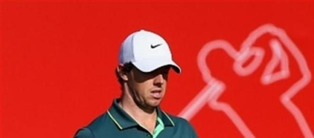 Rory McIlroy third after round 2