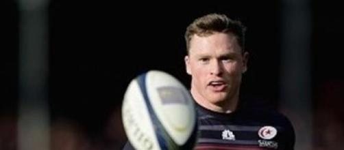 Chris Ashton put in a powerful performance