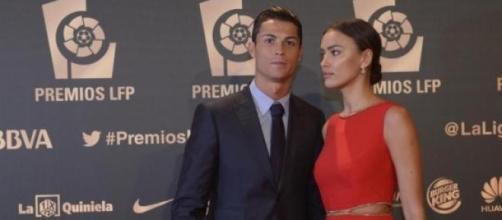 Cristiano Ronaldo e Irina Shayk si sono lasciati