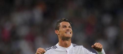 Tenía que ser Cristiano Ronaldo