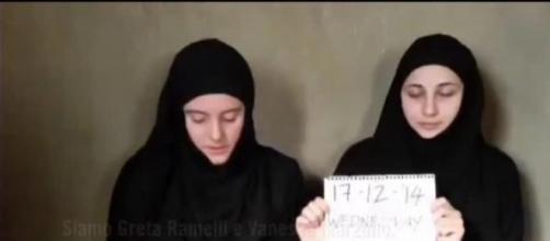 Vanessa e Greta, le due giovani volontarie rapite