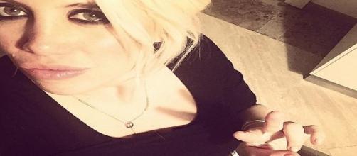 Wanda Nara provocante su Instagram