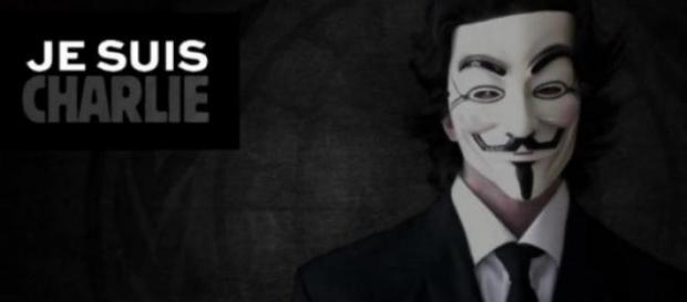 Anonymous l'opé charlie hebdo #OPCharlieHebdo