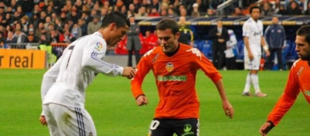 CR7 está no Real Madrid desde 2009.