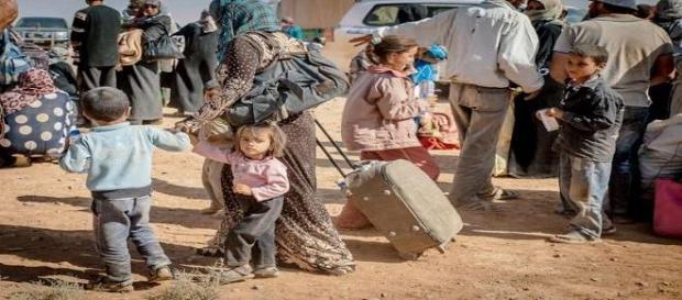 Cresce il numero dei rifugiati nel mondo per Unhcr