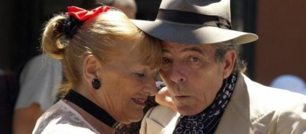 Diversão em show de tango