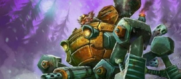 Mech-Warlock, una barata y gran estrategia.